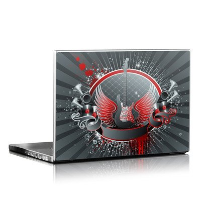 Laptop Skin - Rock Out