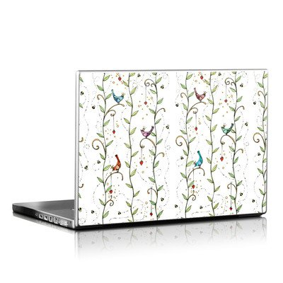 Laptop Skin - Royal Birds