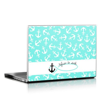Laptop Skin - Refuse to Sink