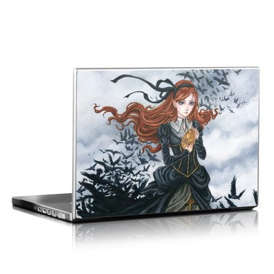 Laptop Skin - Raven's Treasure