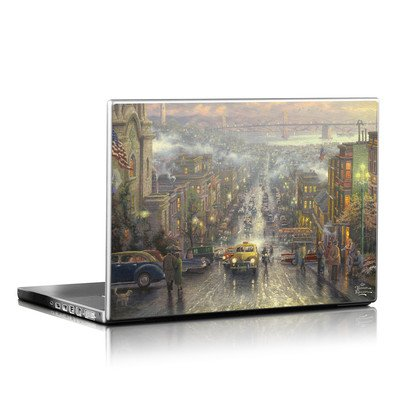 Laptop Skin - Heart of San Francisco