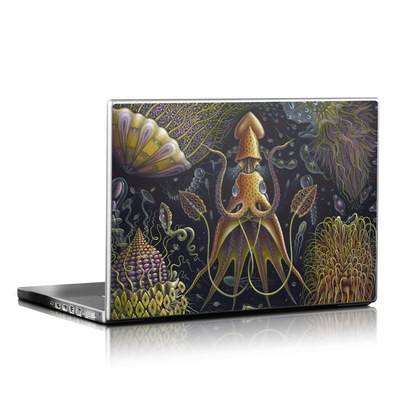 Laptop Skin - Sea Flowers