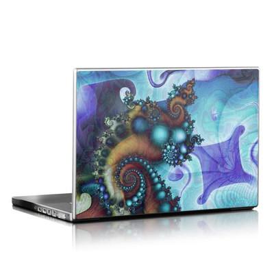 Laptop Skin - Sea Jewel