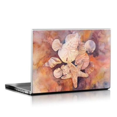 Laptop Skin - Sea Shells