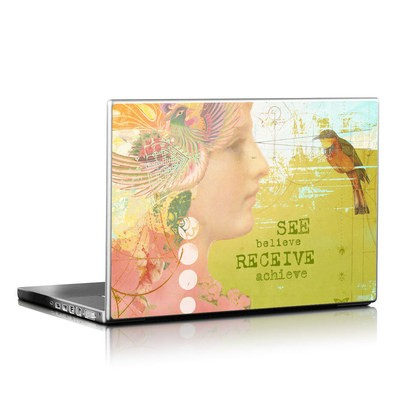 Laptop Skin - See Believe