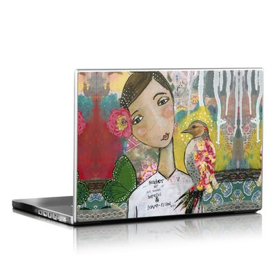 Laptop Skin - Seeker of Hope