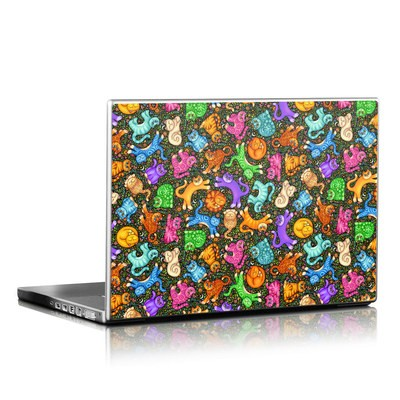 Laptop Skin - Sew Catty