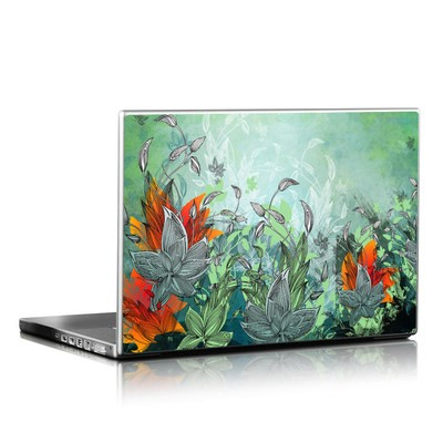 Laptop Skin - Sea Flora
