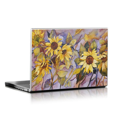 Laptop Skin - Sunflower