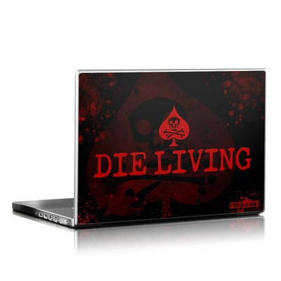 Laptop Skin - SOFLETE Die Living Guts