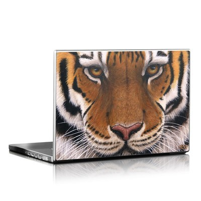 Laptop Skin - Siberian Tiger