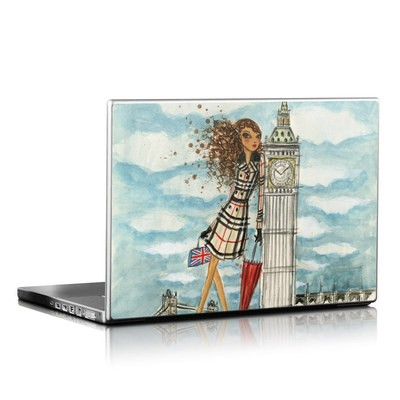 Laptop Skin - The Sights London