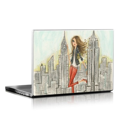 Laptop Skin - The Sights New York