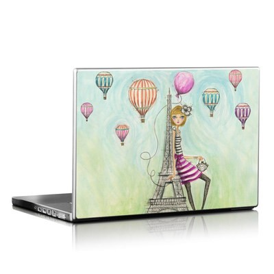 Laptop Skin - The Sights Paris