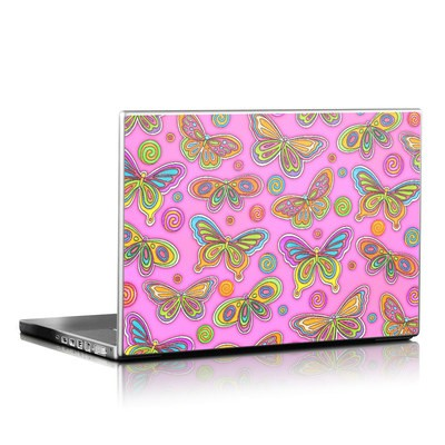 Laptop Skin - Simply Butterflies