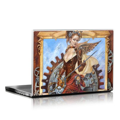 Laptop Skin - Steam Jenny