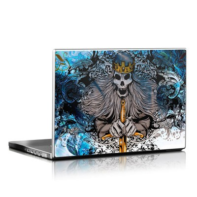 Laptop Skin - Skeleton King