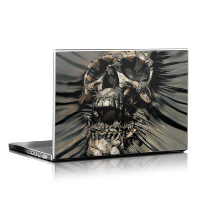 Laptop Skin - Skull Wrap