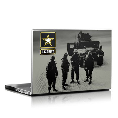 Laptop Skin - Soldiers All