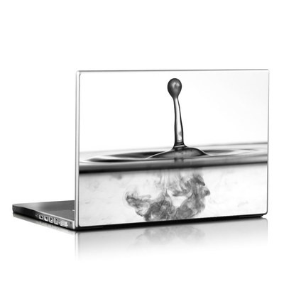 Laptop Skin - Silver Drop