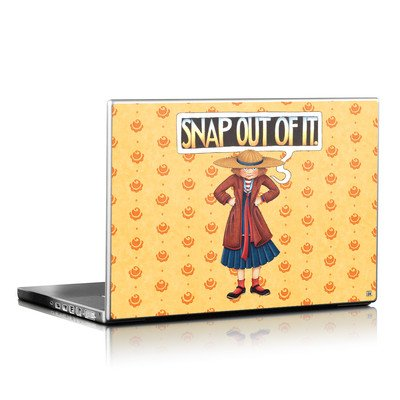 Laptop Skin - Snap Out Of It