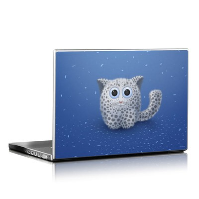 Laptop Skin - Snow Leopard