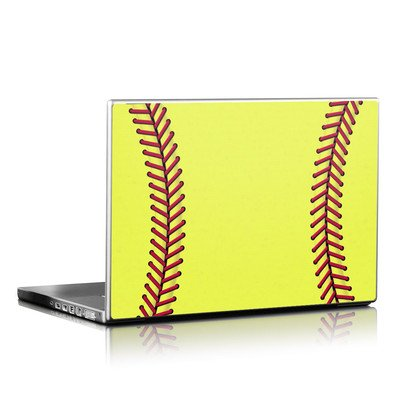 Laptop Skin - Softball