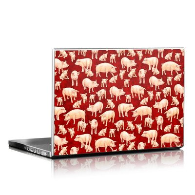 Laptop Skin - Some Pig