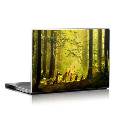 Laptop Skin - Secret Parade