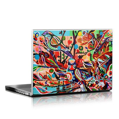 Laptop Skin - Spring Birds