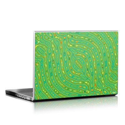 Laptop Skin - Speckle Contours