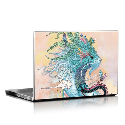 Laptop Skin - Spirit Ermine