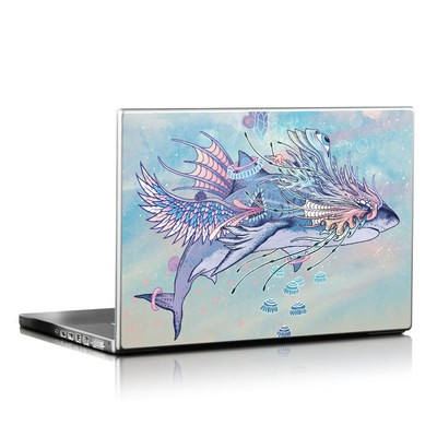 Laptop Skin - Spirit Shark