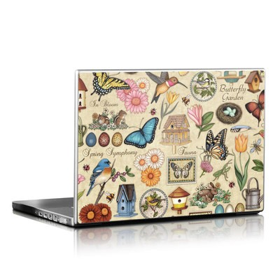 Laptop Skin - Spring All