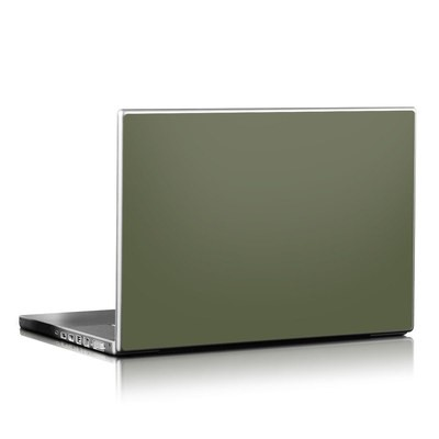 Laptop Skin - Solid State Olive Drab