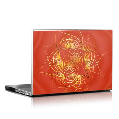 Laptop Skin - Spiral Stellations