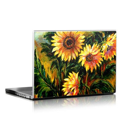 Laptop Skin - Sunflower Sunshine