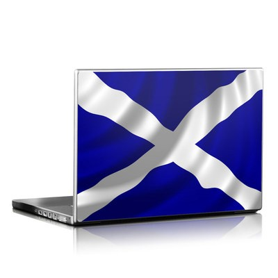 Laptop Skin - St. Andrew's Cross