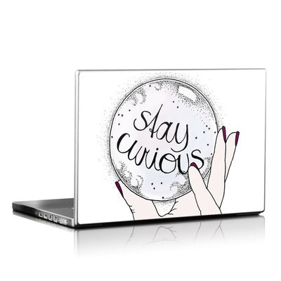 Laptop Skin - Stay Curious