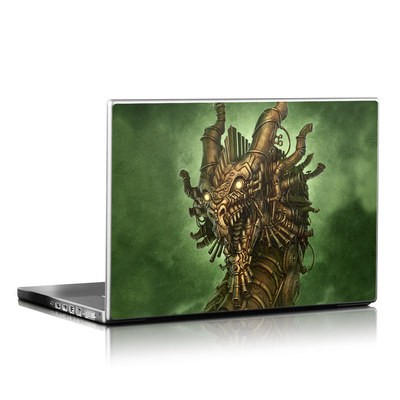 Laptop Skin - Steampunk Dragon