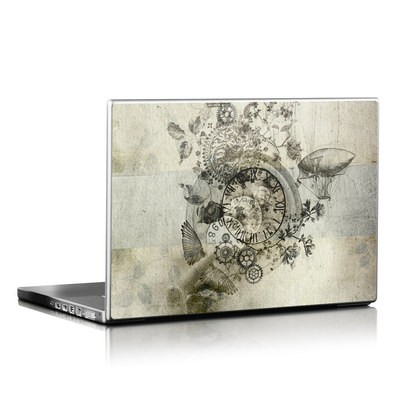 Laptop Skin - Steamtime