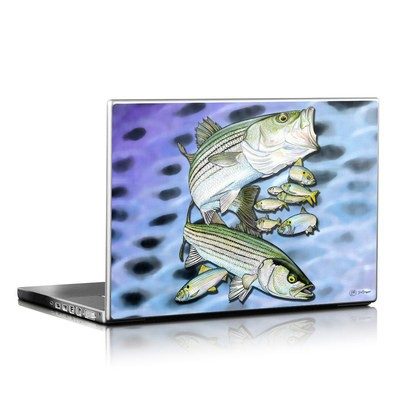 Laptop Skin - Striped Bass