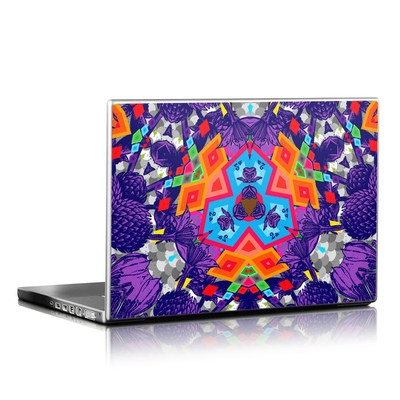 Laptop Skin - Subliminal Sandstorm