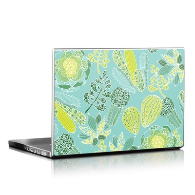Laptop Skin - Succulents