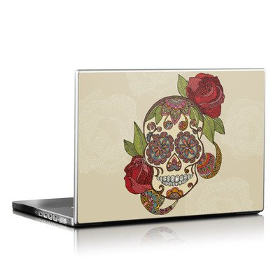 Laptop Skin - Sugar Skull