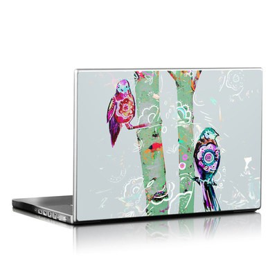 Laptop Skin - Summer Birch