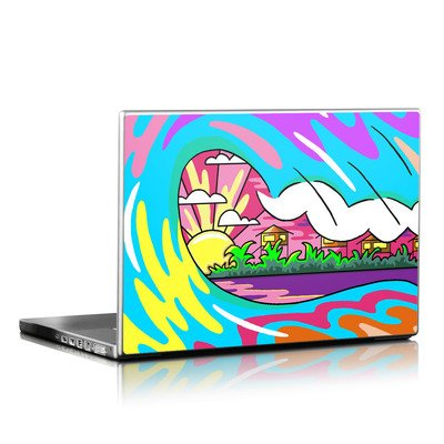 Laptop Skin - Sunset Break