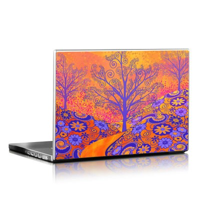 Laptop Skin - Sunset Park
