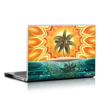 Laptop Skin - Sundala Tropic