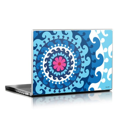 Laptop Skin - Sus Blue